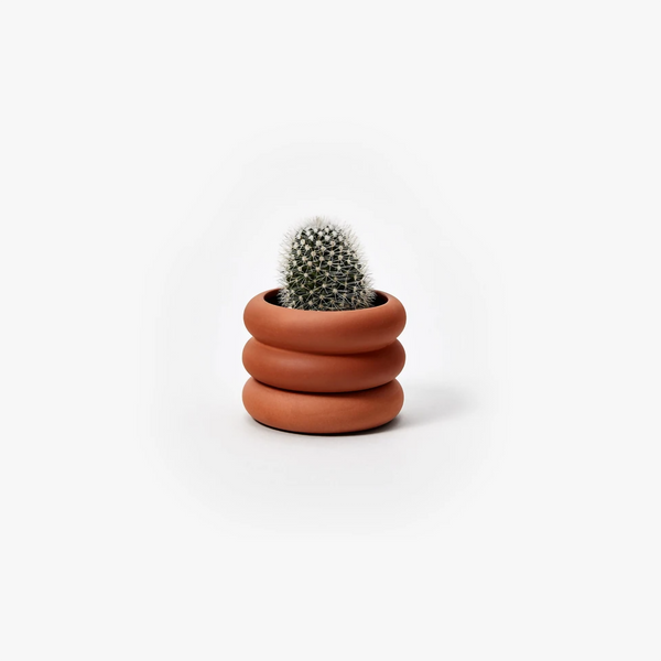 Stacking Planter - Mini Short Terracotta