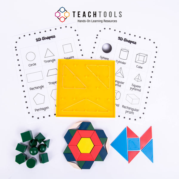 Shapes Activity Kit