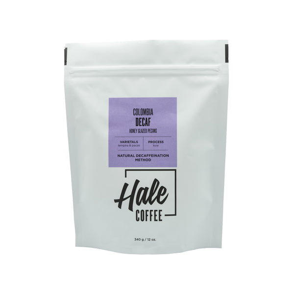 Hale Coffee - Colombia Decaf (5 lbs)