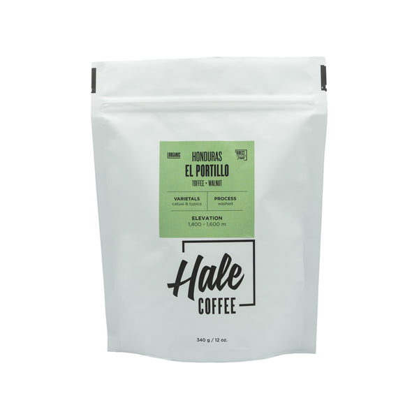 Hale Coffee - Honduras El Portillo (3/4 lbs)
