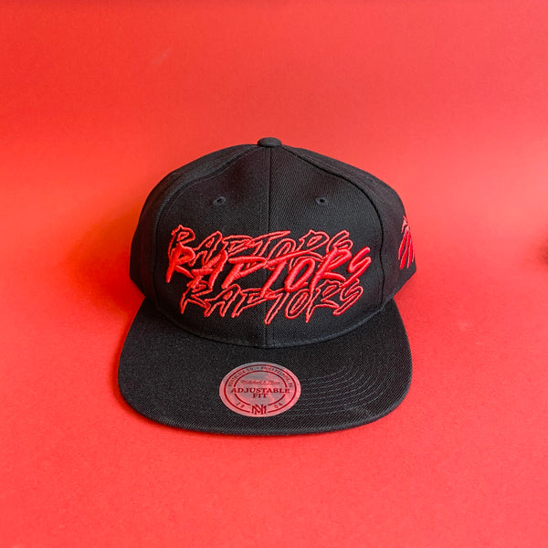 Raptors Ragin Deadstock Snapback