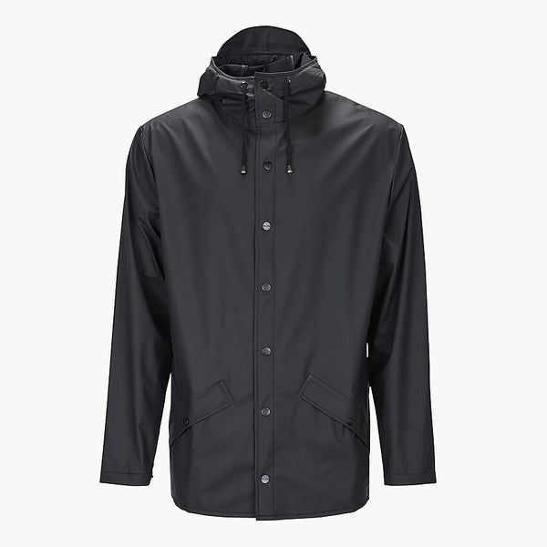 RAINS – Jacket – Black