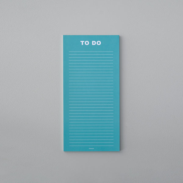 To Do Planner - Green