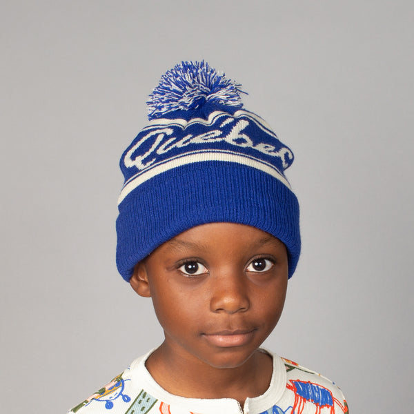 Provincial Kids Toque - Quebec