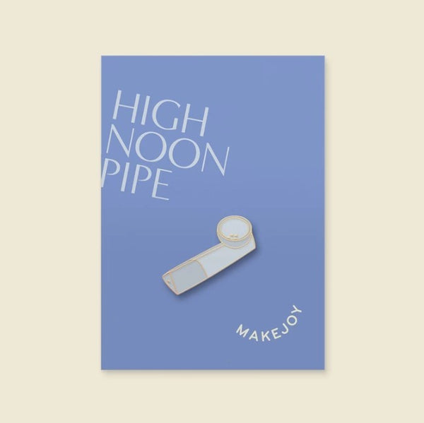 Enamel Pin - Pipe