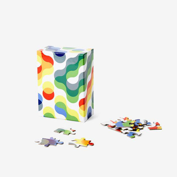 Dusen Dusen Pattern Puzzle Small - Arc