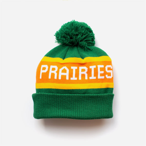 Canadiana Adult Toque - Prairies