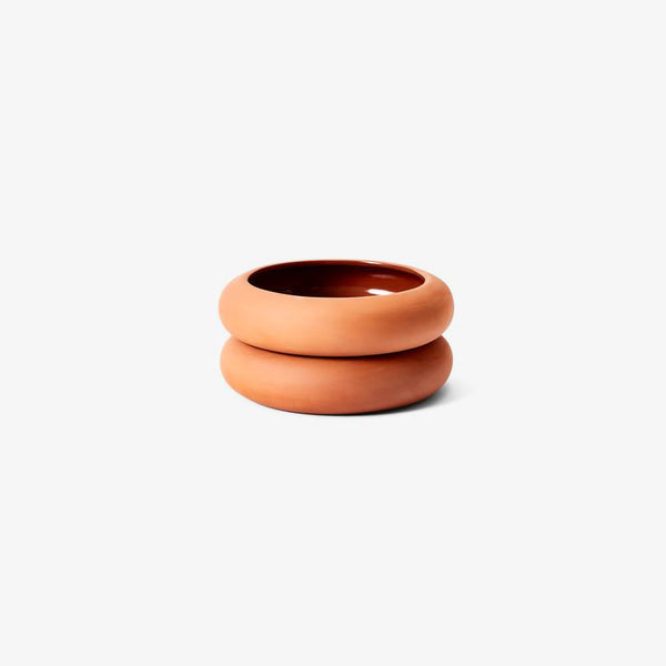 Stacking Planter - Short Terracotta