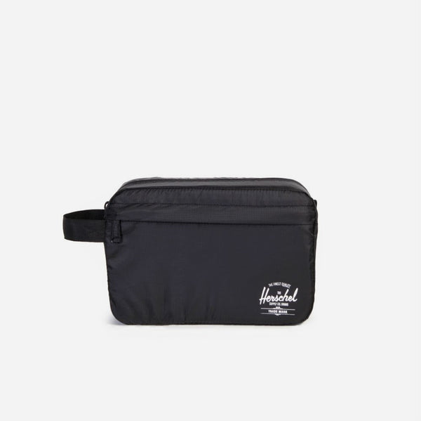 Travel Toiletry Bag - Black