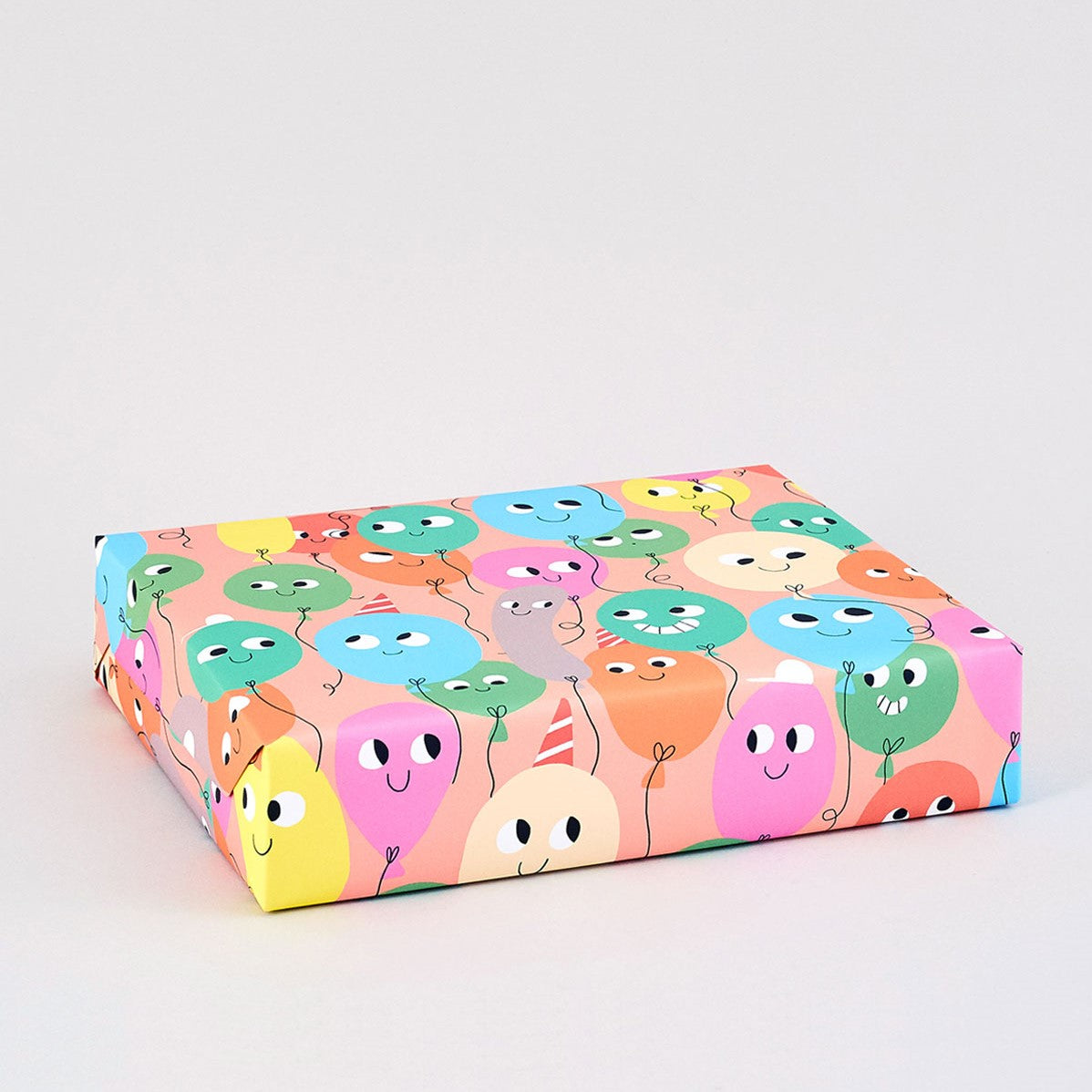 Balloons Wrapping Paper