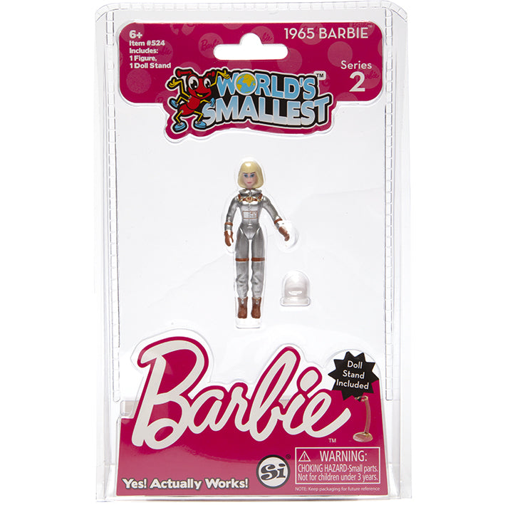 World's Smallest Barbie