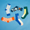 Geometric Work Week Sock Pack