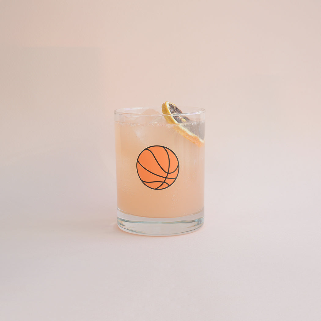 Basketball Bar Tumbler