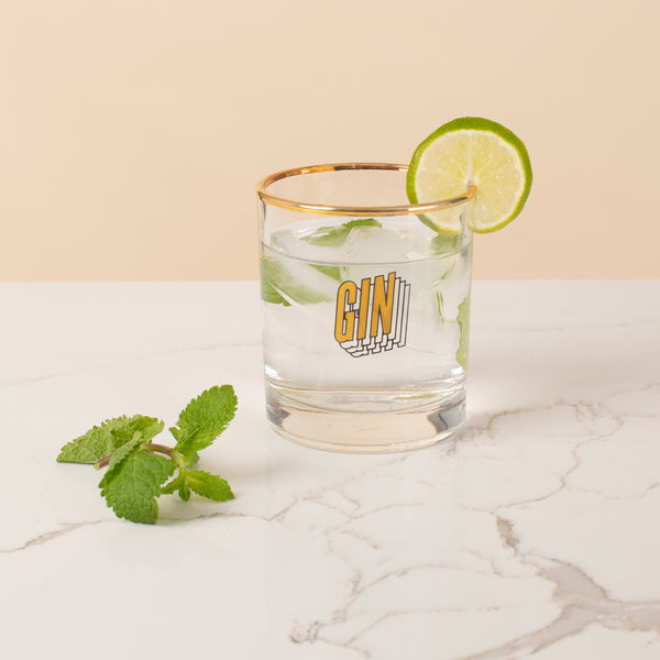 Bar Glass - Gin