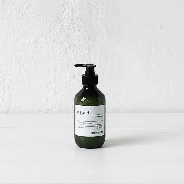 Body Wash - Linen Dew - 500ml