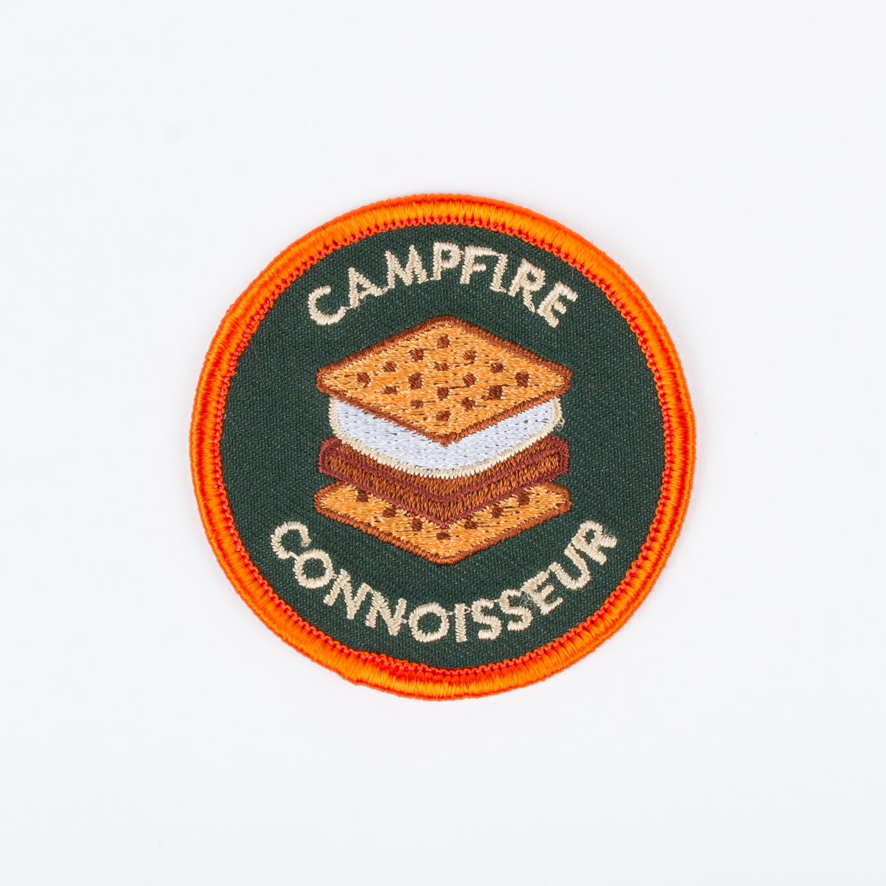 Merit Badge - Campfire Connoisseur