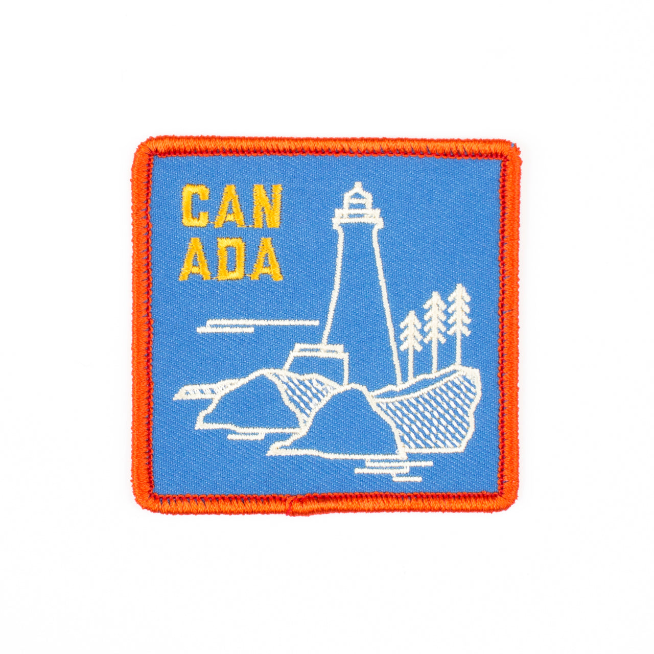Iron on Patch - Lighthouse