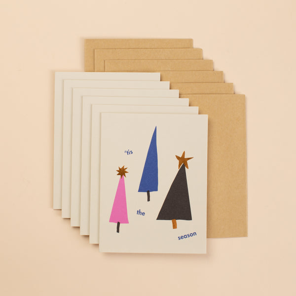 Tis The Season Box Cards (Set of 6)