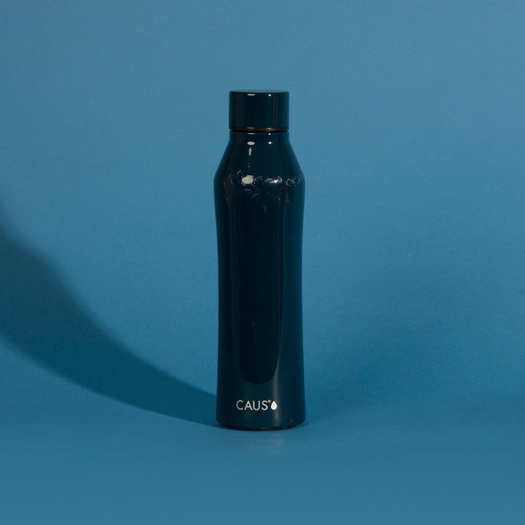 500ml Bottle - Navy