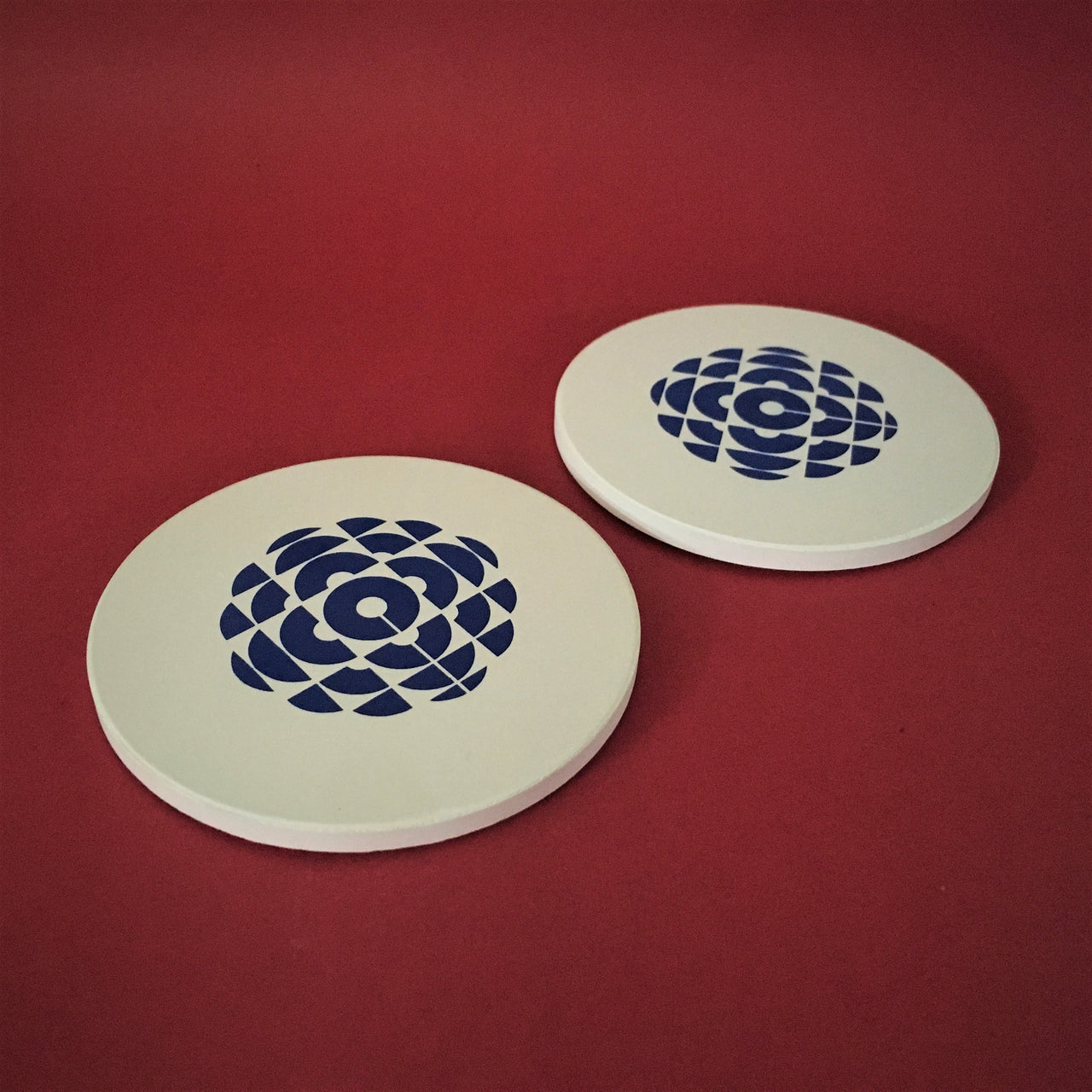 CBC Coaster Set