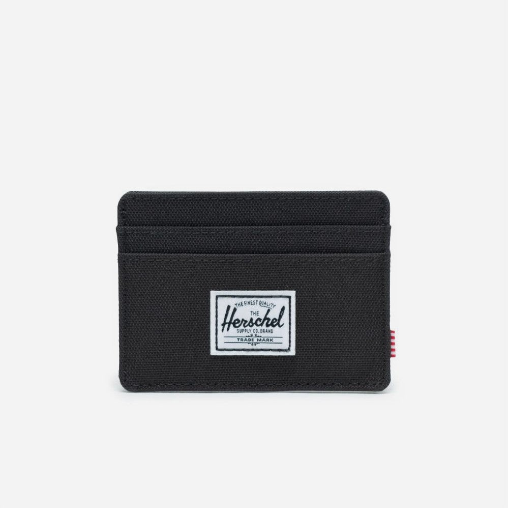 Charlie Card Holder - Black