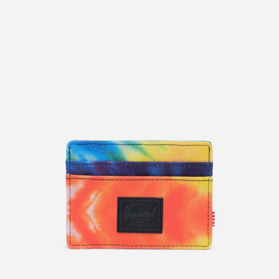 Charlie Card Holder - Rainbow Tie Dye