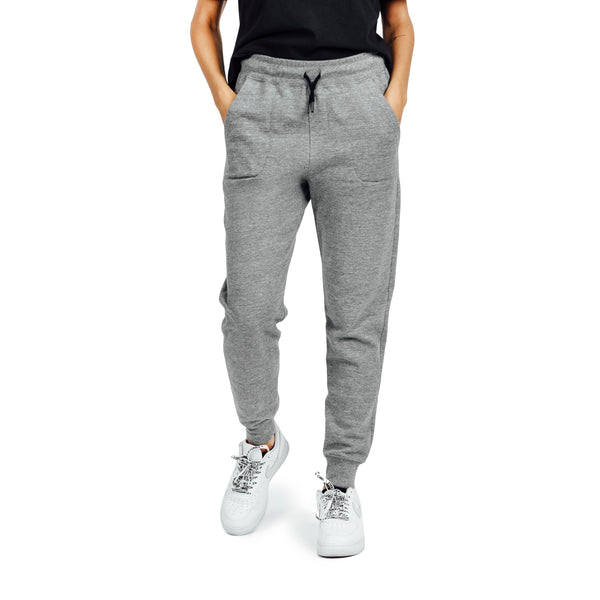 Classic Terry Sweatpants - Grey Mix