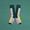 Weekday Socks - Colourblock