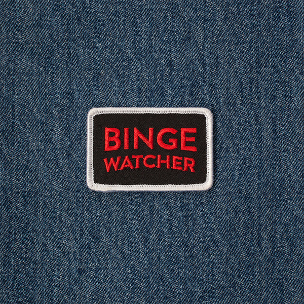 Merit Badge - Binge Watcher