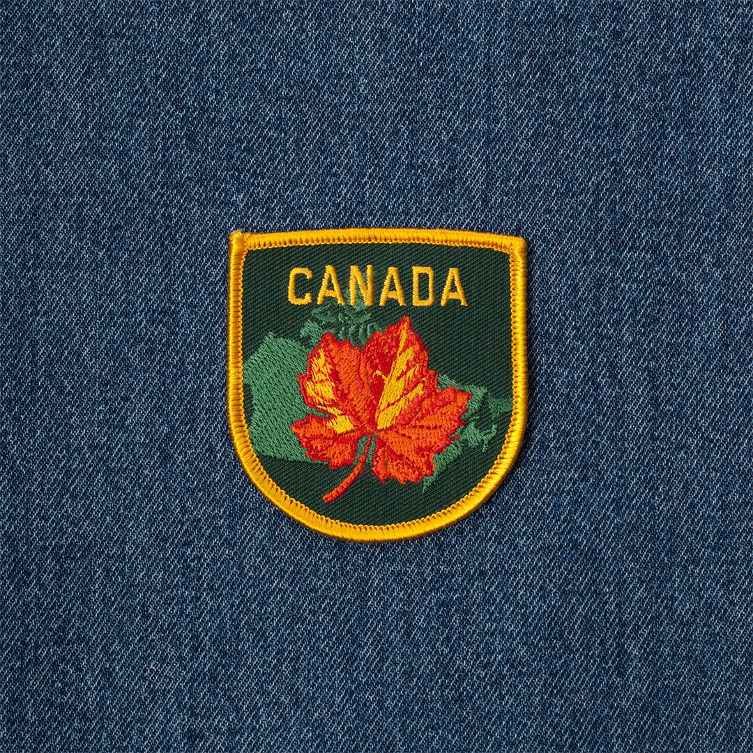 Iron on Patch - Canada
