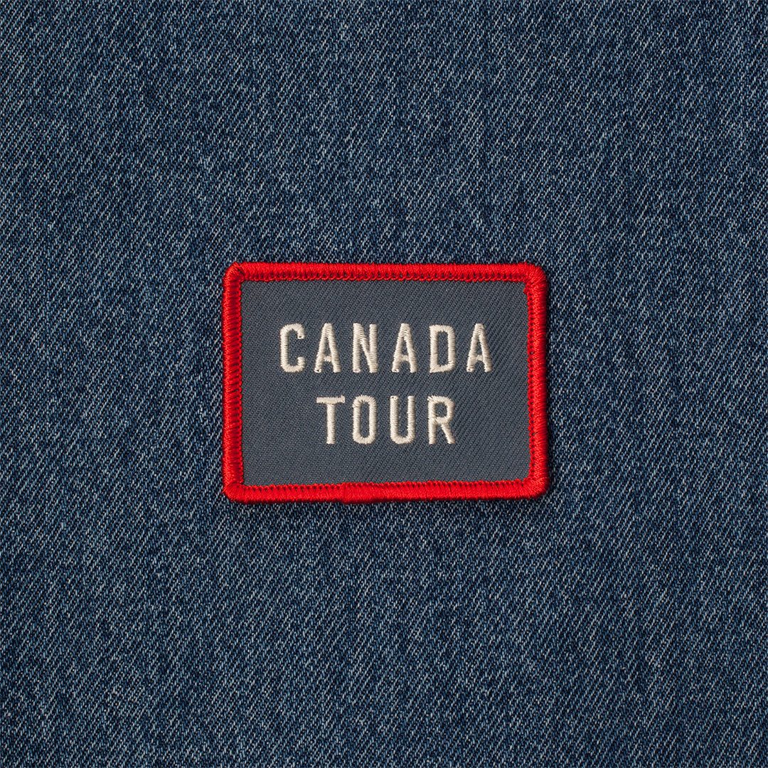 Iron on Patch - Canada Tour