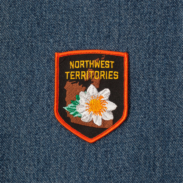Provincial Patch - Northwest Territories