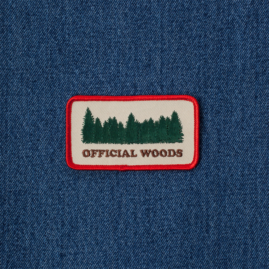 Iron on Patch - Official Woods