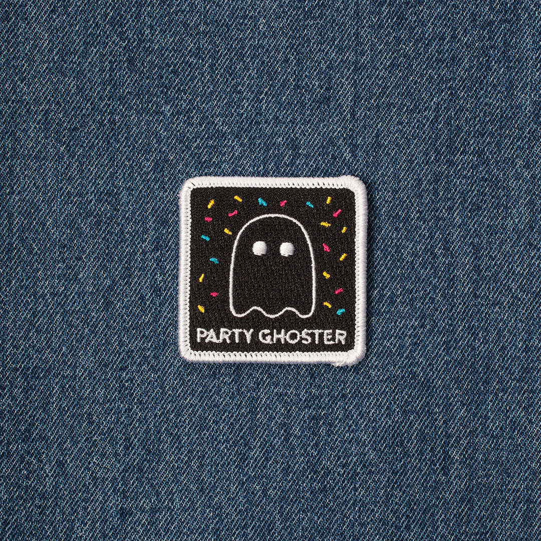 Merit Badge - Party Ghoster