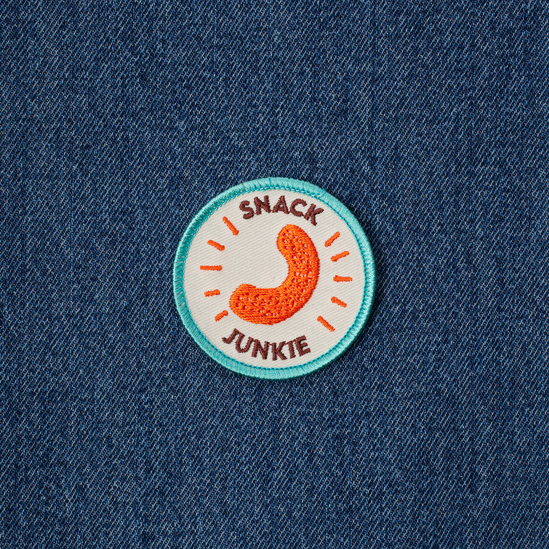 Merit Badge - Snack Junkie