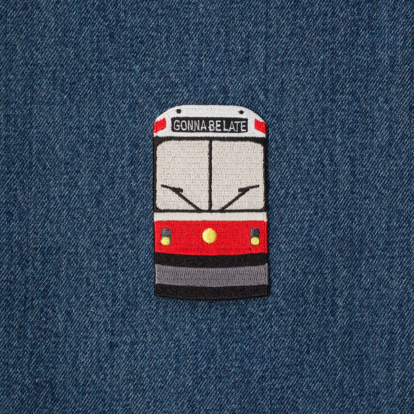 Iron On Patch - Streetcar