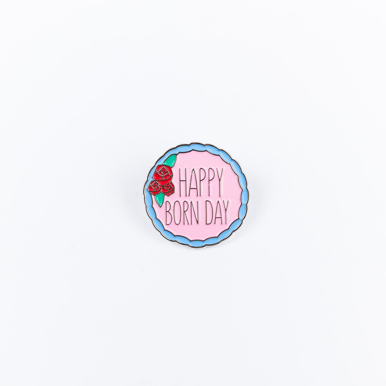 Enamel Pin - Birthday Cake