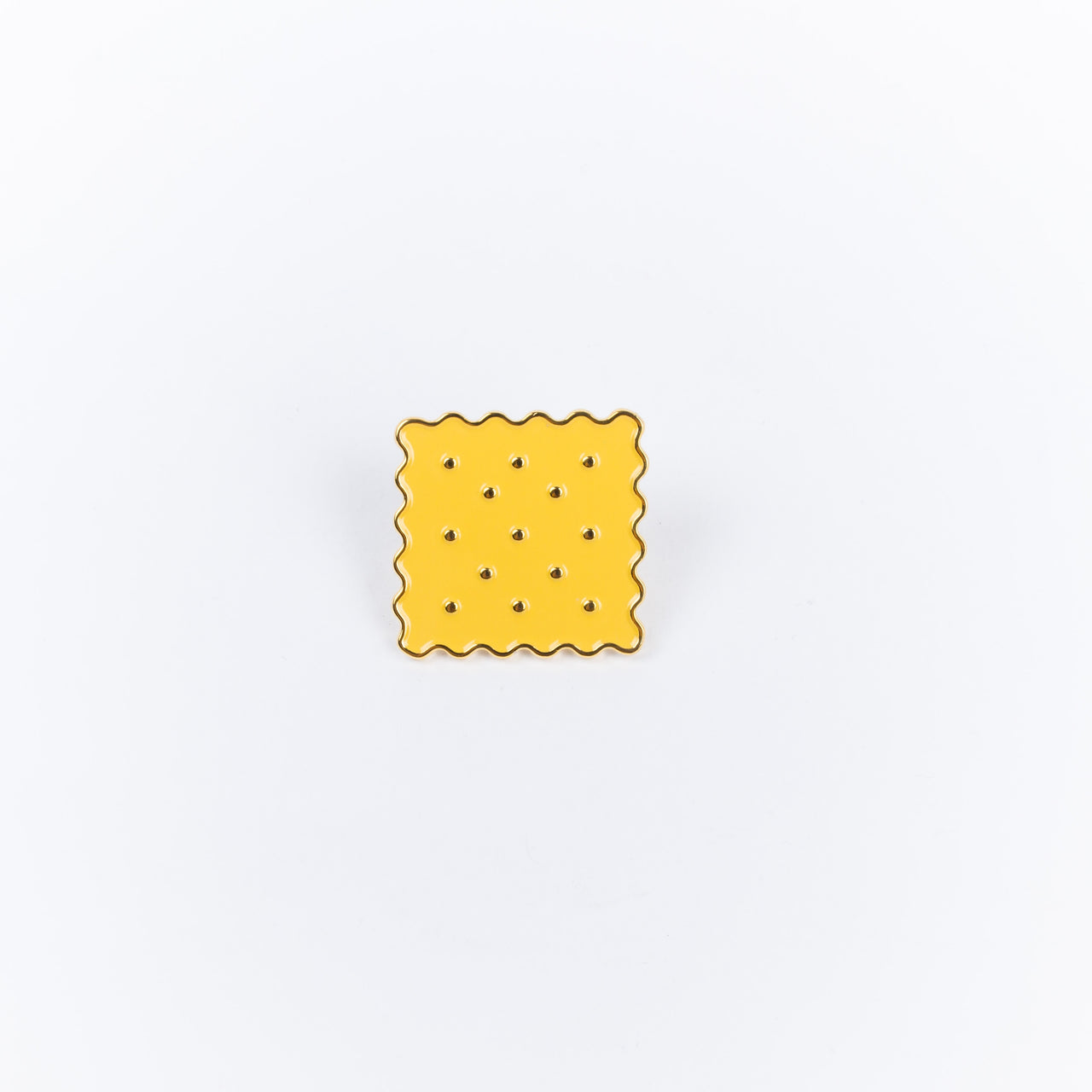 Enamel Pin - Saltine