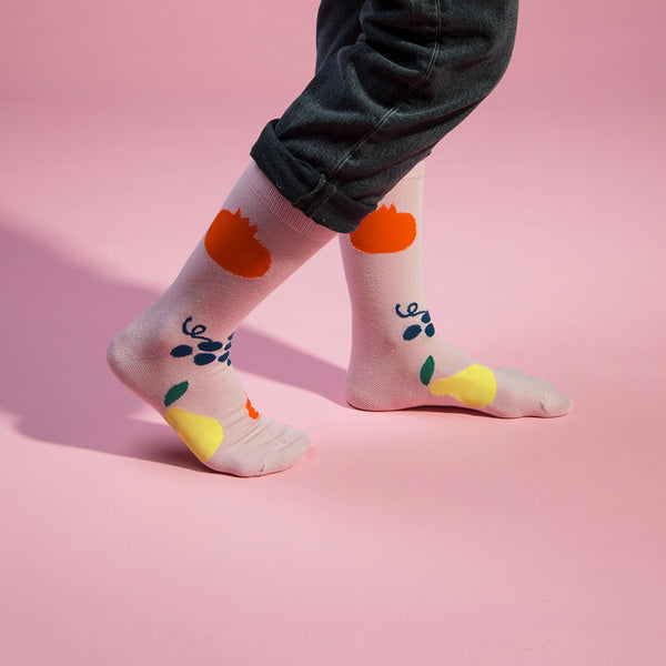Weekday Socks - Fruits