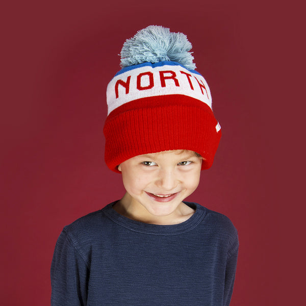 Canadiana Kids Toque - Great North