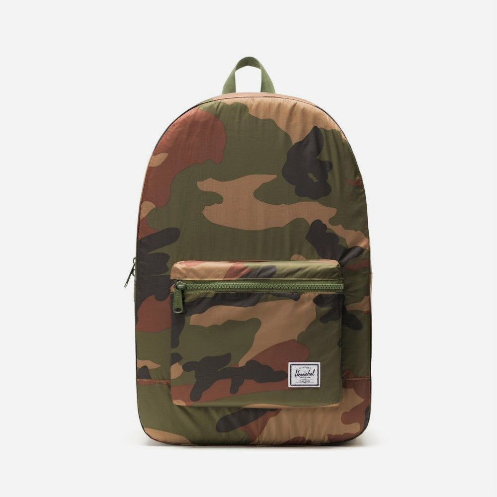 Packable Daypack - Woodland Camo