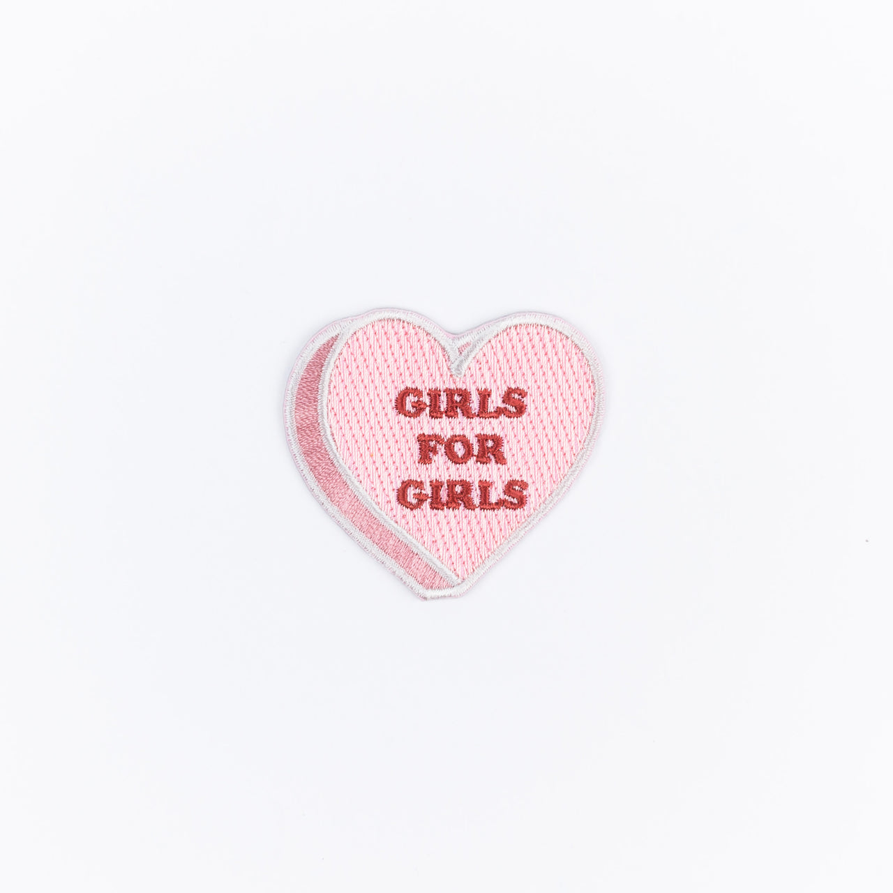 Iron on Patch - Girls for Girls
