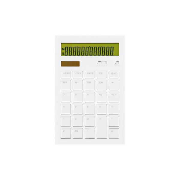 Calculator 12DD - White