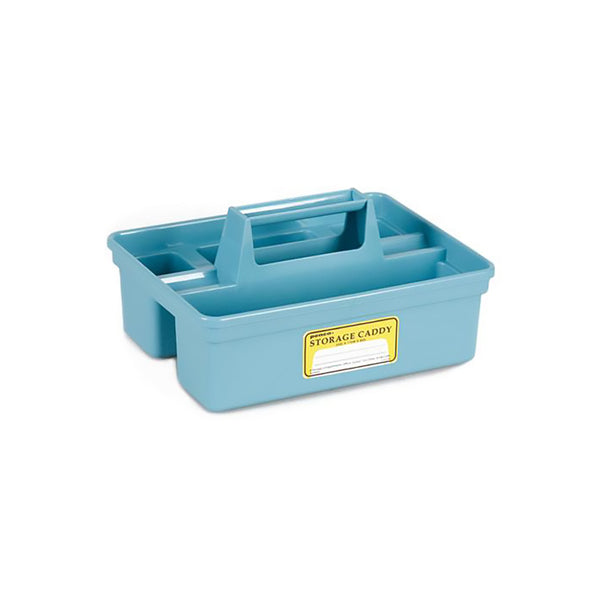 Storage Caddy - Light Blue