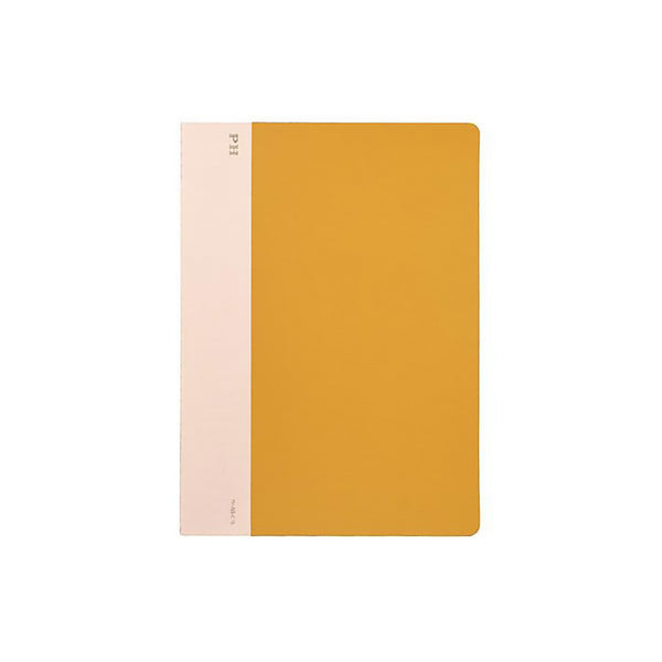 Cheesecloth Notebook - B5/Yellow