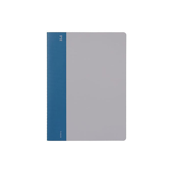 Cheesecloth Notebook - B5/Blue