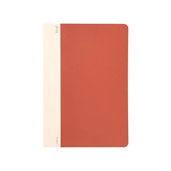Cheesecloth Notebook - B6/Red