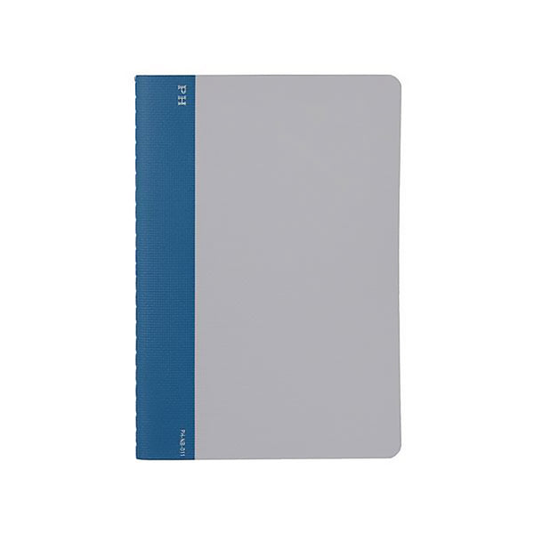 Cheesecloth Notebook - B6/Blue