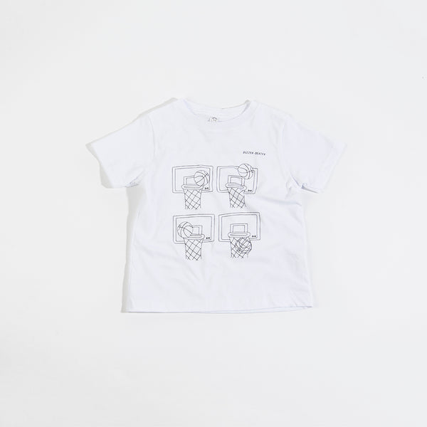 Buzzer Beater Kids Tee