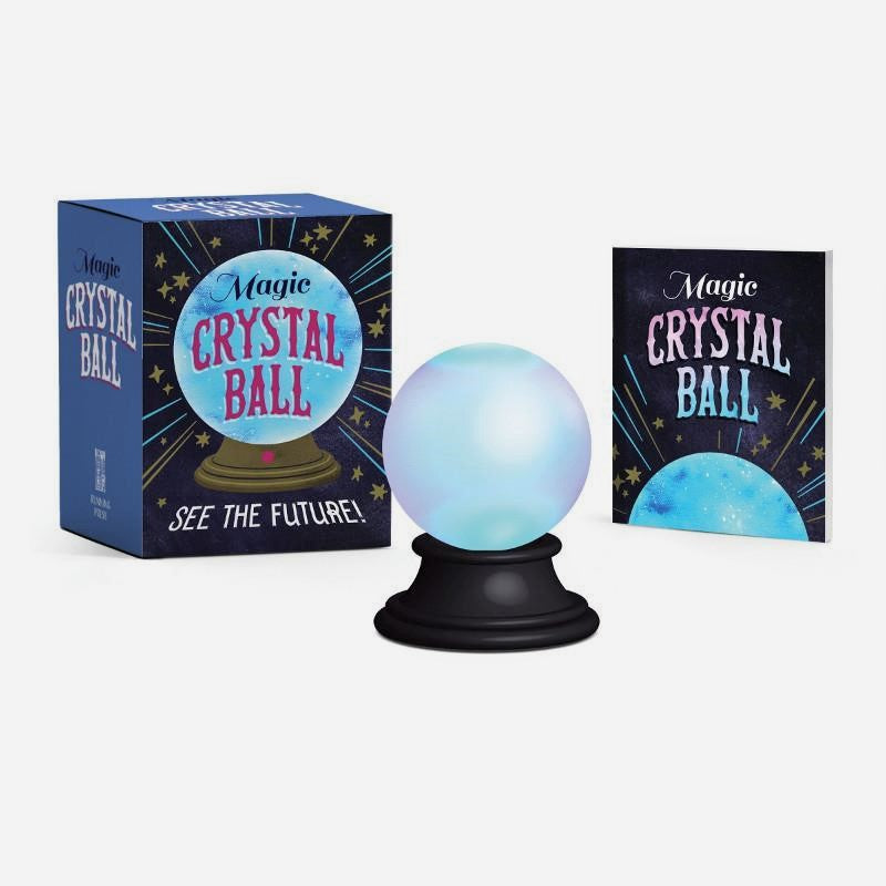 Mini Magic Crystal Ball